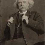 Grieg, Edvard (1843-1907) (1905 auf einer Fotografie von Nicola Perscheid)
