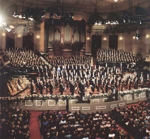 Amsterdam - Concertgebouw Mahler: 8. Symphonie