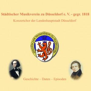 190 Jahre Städt. Musikverein zu Düsseldorf 570 Seiten Chronik und Düsseldorfer Musikgeschichte von Manfred Hill