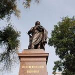 Mendelssohn Denkmal in Leipzig