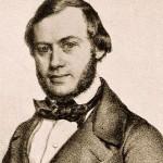 David, Ferdinand Konzertmeister des Gewandhausorchesters Leipzig zur Zeit Felix Mendelssohn Bartholdys.