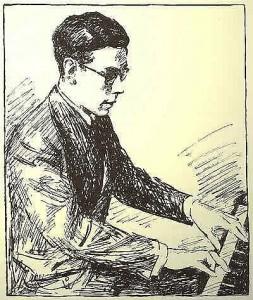 1943 - Karl-Robert Kreiten, Düsseldorfer Ausnahmepianist - 1943 von den Nazis ermordet.