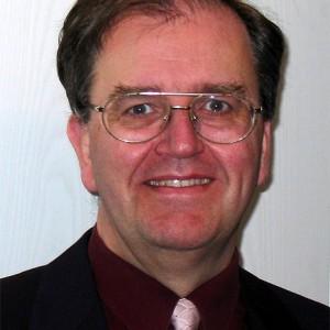 """Rainer Gro�imlinghaus Consulter des Chores und """"Herr"""" und Pfleger des Schallarchivs."""