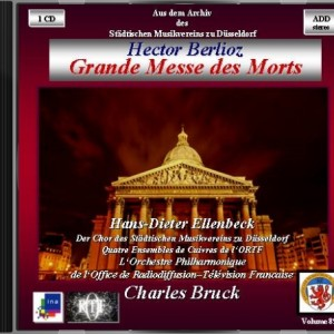 ORTF, Salle Pleyel, Paris, 2.11.1966, ORTF-Originalband 38cm/sec. stereo; Überspielung von ina.fr. 2016041195-001 + 002 (PHD98049103) 04.2016 © 24-Bit-Remastering über Steinberg WaveLab 6.02, Text + Layout: Rainer Großimlinghaus, Kleinmachnow; 07.2007 + 04.2016; © 1966/2016 by Städtischer Musikverein zu Düsseldorf e.V.