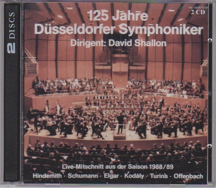 125 Jahre Düsseldorfer Symphoniker