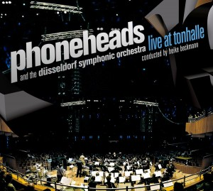 phoneheads live at tonhalle