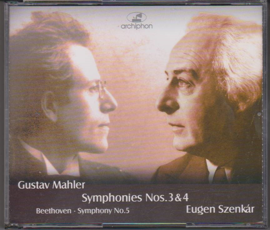 "Gustav Mahler ""Symphonie Nr. 4"""