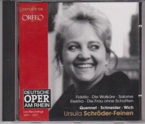 """Portrait """"Ursula Schröder-Feinen"""""""