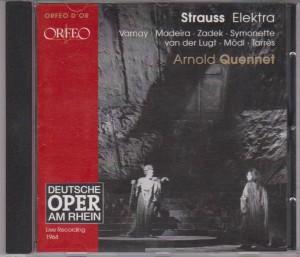 "Richard Strauss ""Elektra"""