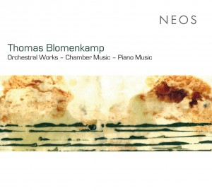 """Thomas Blomenkamp """"Fünf Stücke für großes Orchester"""""""