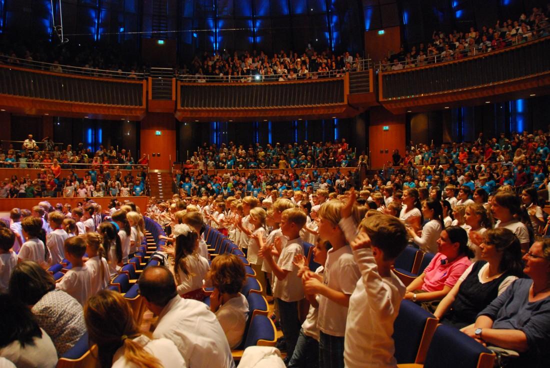 SingPause Konzert 05.07.