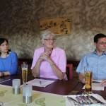 Teresia Petrik, Sabine Dahm, Andreas Kabelitz