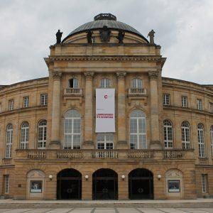 Das schöne Opernhaus