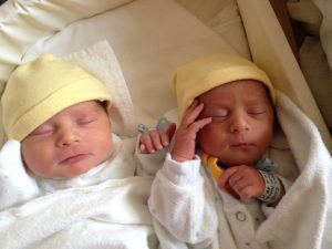 Lucaß-Zwillinge 7.12.2016
