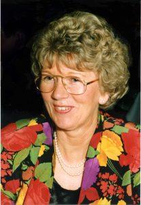 Ingrid Spieckermann, Ehrenmitglied