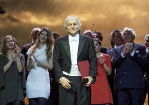 Adam Fischer erhält die Ehrenmitgliedschaft der Wiener Staatsoper Bild: (c) 2017 M. Pöhn