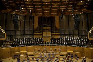 Chor des Städtischen Musikvereins zu Düsseldorf