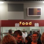 Diese Küche verließen in der Musikfest-Woche ca. 10.000 Essen.