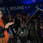 Singleiterin Annette Müller ist begeistert von der Leistung ihrer SingPause-Kinder.