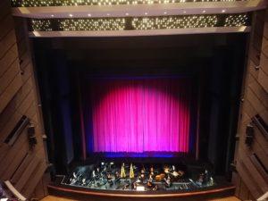 Eindruck vom Ballett-Abend in der Oper Chemnitz