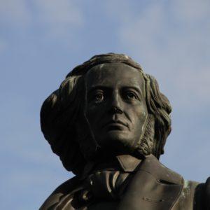 Felix Mendelssohn Bartholdys Düsseldorfer Denkmal