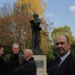 Dr. Wolfgang Niebur, Dirk Grolman, Manfred Hill, Florian Merz-Betz (v.l.n.r.)