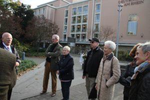 Dirk Grolman, Angelika Liedhegener, Peter Kraus, Ingrid Jannott (v.l.n.r.)