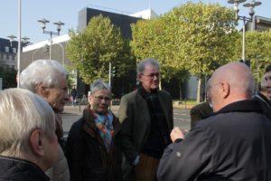 Ingrid Jannott, Christel Paschke-Sander, Dirk Grolman, Manfred Hill (v.l.n.r.)