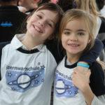 Fröhliche Kinder der GGS Sternwartschule