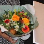 Blumen für Marieddy Rossetto