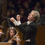 Ernst von Marschall, Chef des Jugendsinfonieorchesters der Tonhalle Düsseldorf