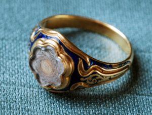 Ring aus dem Besitz von Clara Schumann