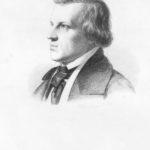 Düsseldorfs Musikdirektor Julius Rietz