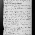 Mendelssohns Probenplan in Düsseldorf