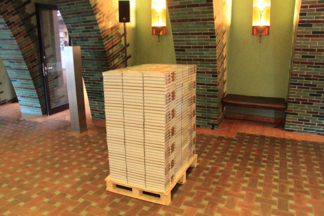 """200 Jahre Musikverein: Das hochgelobte Buch """"MusikVereint"""" wartet auf Abnehmer"""