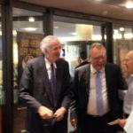 Udo van Meeteren und Hans-Heinrich Grosse-Brockhoff