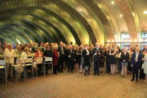 200 Jahre Musikverein: Festgäste zum Jubiläumskonzert