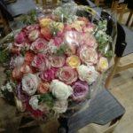 Blumen zum runden Geburtstag von Marieddy Rossetto am 2.5.2018 Rätsel: Zählen Sie die Blumen!