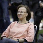 Schatzmeisterin Teresia Petrik