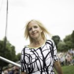 Helma Wassenhoven im nimmermüden Einsatz