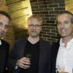 Prof. Dr. Thomas Ostewrmann, Udo Flaskamp, Michael Becker (v.l.n.r.)