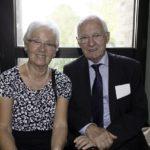 Ehepaar Baumann von der Dr. Edmund und Carola Hafmanns-Stiftung