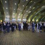 """Mehr als 300 Gäste kamen zum Festakt vor dem """"P'aulus""""-Konzert ins """"Grüne Gewölbe der Tonhalle Düsseldorf."""