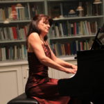 Die Pianistin Nadja Bulatovic