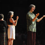 SingPause-Konzert am 12.7.2018, Christine Modersohn, Singleiterin Bild: Oleksandr Voskresenskyi/Musikverein