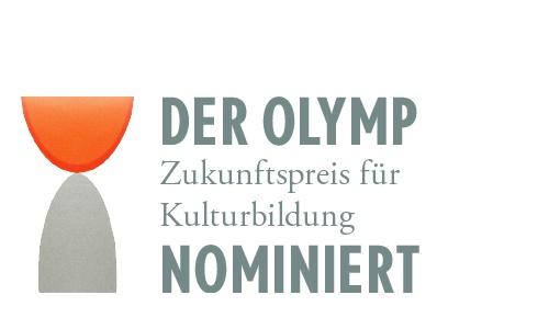 Logo zur Nominierung zum Zukunftspreis für kulturelle Bildung Der Städtische Musikverein zu Düsseldorf e.V. gegr. 1818 wurde für diesen Preis im Jahre 2018 nominiert.