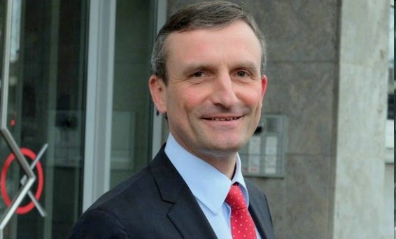 Oberbürgermeister Thomas Geisel