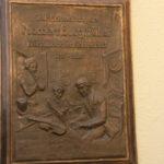 Burgmüller-Tafel: Die Erinnerungstafel des Düsseldorfer Künstlers Ulrich Grenzheuser
