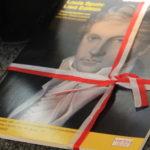 Geschenk für das HHI: Liederbuch von Louis Spohr