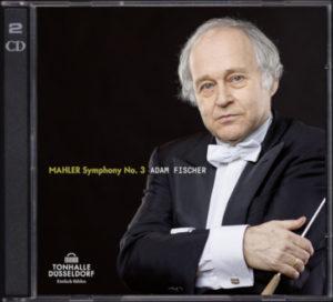 AVI 8553399 CD © 2018 Mahler: Symphonie Nr. 3, Larsson, Clara-Schumann-Jugendchor, Damen des Städtischen Musikvereins zu Düsseldorf, Adam Fischer